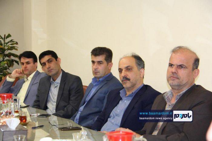 آیین تقدیر از اعضای دوره چهارم شورای لاهیجان 5 - آیین تقدیر از اعضای دوره چهارم شورای لاهیجان برگزار شد   گزارش تصویری