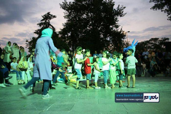 استقبال با شکوه مردم از جشنواره تئاتر شهروند | گزارش تصویری روز سوم