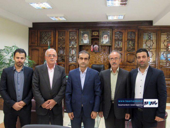 اعضا هیات رییسه شورای شهر رودبنه معرفی شدند