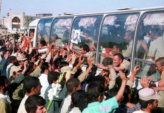 پیام تبریک فرماندار تالش به مناسبت سالروز بازگشت آزادگان سرافراز به میهن اسلامی
