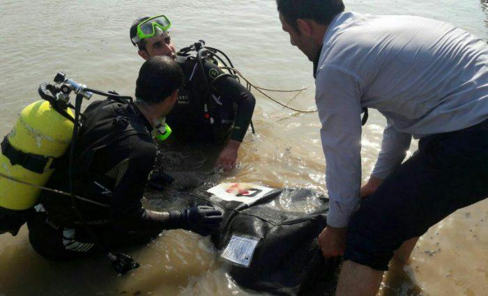 بانوی ۲۵ ساله اردبیلی در رودخانه سفیدرود رشت غرق شد