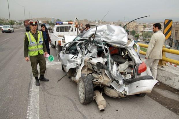 پرداخت خسارت ناشی از تصادفات رانندگی تا ۷۰ میلیون ریال بدون کروکی پلیس