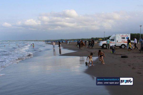 جشنواره روز ملی دریای کاسپین در ساحل دریای رودسر 17 600x400 - آغاز بازگشایی طرح های سالم سازی دریا در گیلان