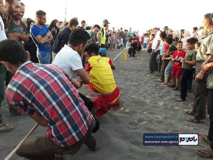 جشنواره روز ملی دریای کاسپین در ساحل لاهیجان 19 - جشنواره بین المللی پاسداشت دریای کاسپین در ساحل لاهیجان برگزار شد + تصاویر