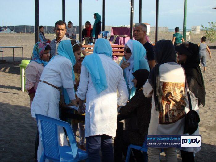 جشنواره روز ملی دریای کاسپین در ساحل لاهیجان 2 - جشنواره بین المللی پاسداشت دریای کاسپین در ساحل لاهیجان برگزار شد + تصاویر