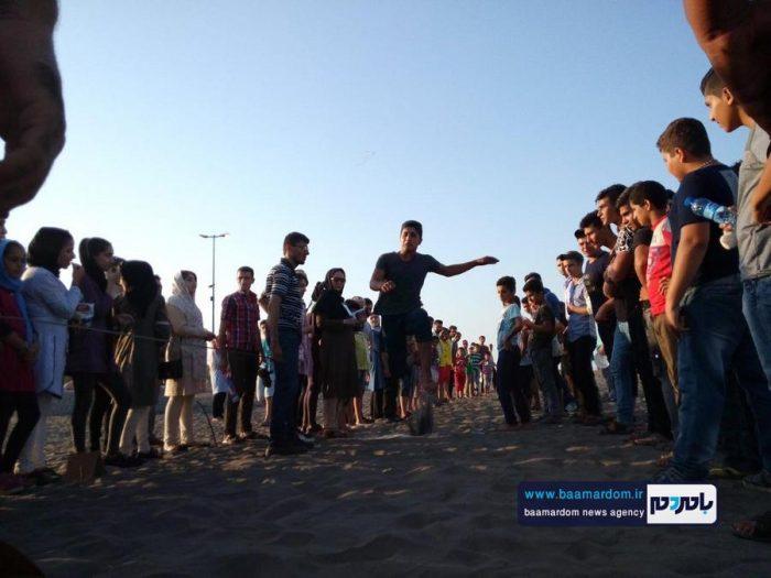 جشنواره روز ملی دریای کاسپین در ساحل لاهیجان 25 - جشنواره بین المللی پاسداشت دریای کاسپین در ساحل لاهیجان برگزار شد + تصاویر