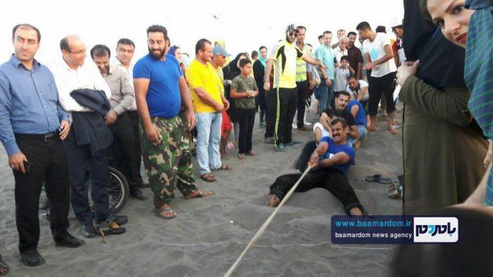 جشنواره روز ملی دریای کاسپین در ساحل لاهیجان 26 - جشنواره بین المللی پاسداشت دریای کاسپین در ساحل لاهیجان برگزار شد + تصاویر