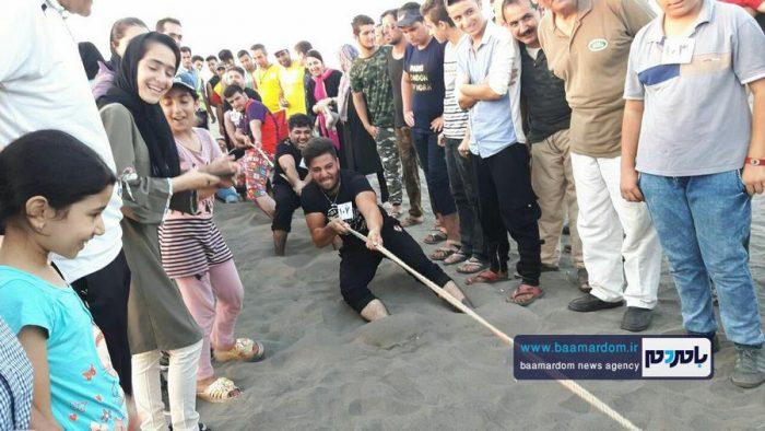 جشنواره روز ملی دریای کاسپین در ساحل لاهیجان 27 - جشنواره بین المللی پاسداشت دریای کاسپین در ساحل لاهیجان برگزار شد + تصاویر