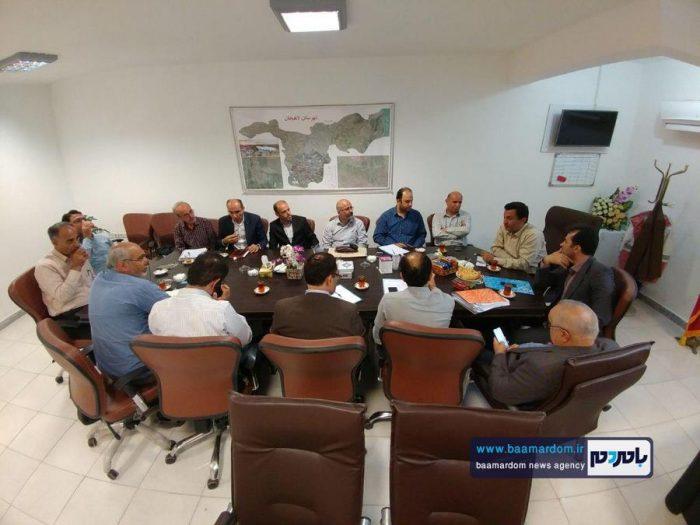 تداوم برگزاری جلسات هیات موسس شرکت تعاونی توسعهوعمران لاهیجان + تصاویر