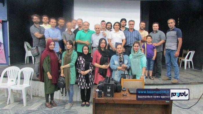 صد و دوازدهمين جلسه کانون عکس لاهیجان برگزار شد | گزارش تصویری