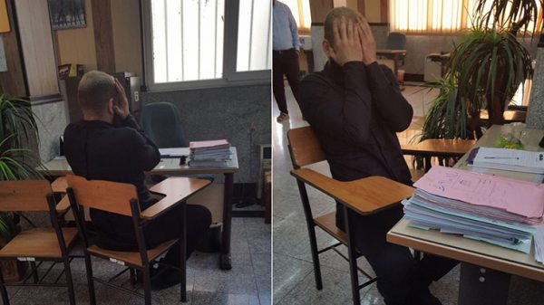 دستگیریخوانندهرپ 600x337 - حمید صفت خواننده رپ به اتهام قتل شوهر مادرش دستگیر شد عکس