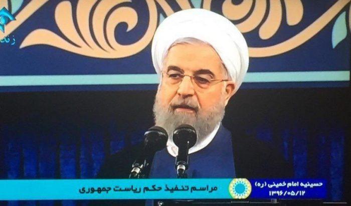 دوباره برای اعتلای ایران و اسلام آمدهام    فراتر از شعارهای رنگارنگ چارهای جز ساختن جامعه عادلانه و معتدل نداریم