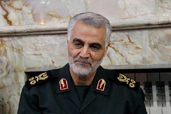 سردار سلیمانی: سوگند یاد میکنیم انتقام سختی از داعش بگیریم
