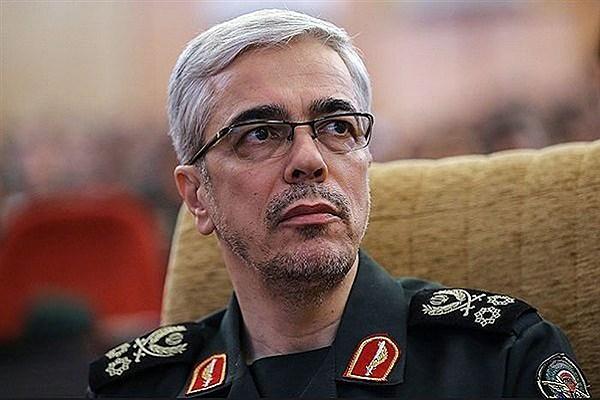درخواست سرلشکر باقری از مجلس درباره قوانین سربازی