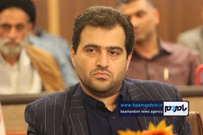 سید محمد علوی بخشدار بخش رودبنه لاهیجان شد + جزئیات