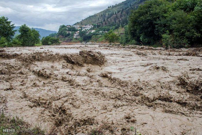 احتمال بروز سیلاب در ۸ استان کشور