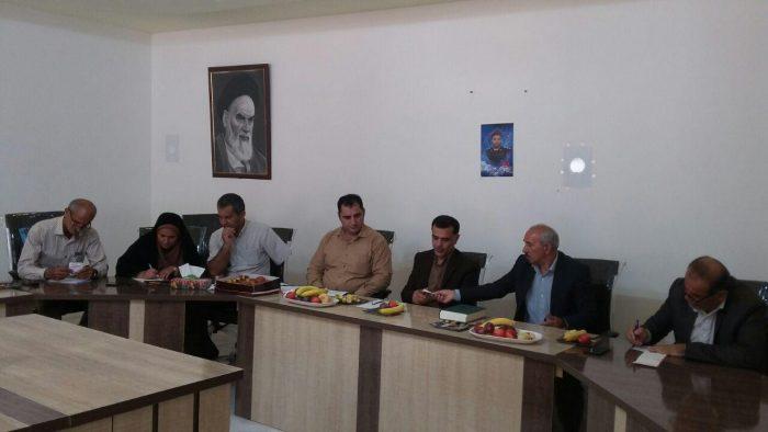 اعضا هیات رییسه شورای شهر شلمان معرفی شدند