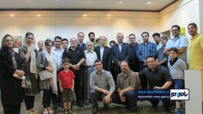 صد و یازدهمين جلسه کانون عکس لاهیجان برگزار شد + تصاویر