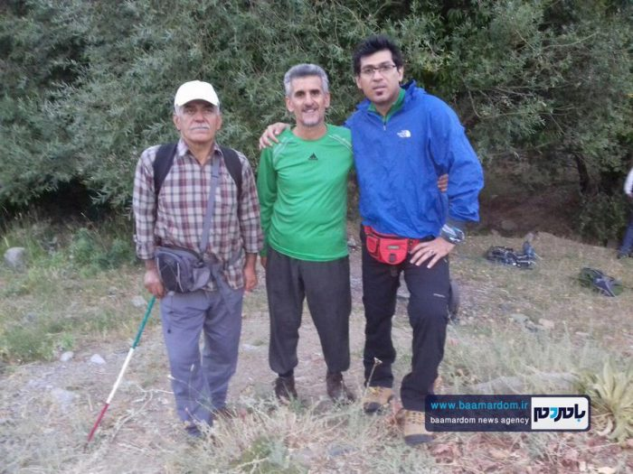 صعود کوهنوردان لنگرودی به قله ۳۶۰۰ متری بلقیس 2 - صعود کوهنوردان لنگرودی به قله ۳۶۰۰ متری بلقیس + تصاویر