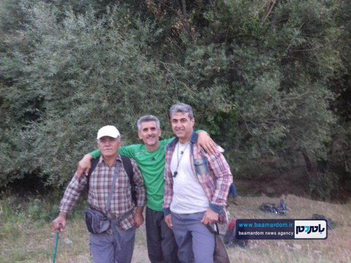 صعود کوهنوردان لنگرودی به قله ۳۶۰۰ متری بلقیس 3 - صعود کوهنوردان لنگرودی به قله ۳۶۰۰ متری بلقیس + تصاویر