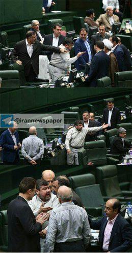 فحاشی به محمدجواد ظریف در صحن علنی مجلس|توضیح نمایندهای که به وزیرخارجه ناسزا گفت