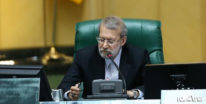 علی لاریجانی مصدوم شد + جزئیات