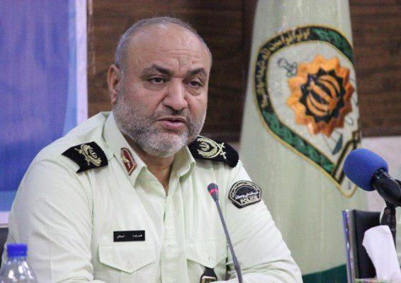رضا اسحاقی 566x400 - مسافران نوروزی از آسیب زدن به منابع طبیعی بپرهیزند | خوشرویی و پاسخگویی، برازنده پلیس اسلامی است