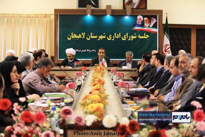 امام جمعه جدید لاهیجان معارفه شد | استقبال کم نظیر مردم لاهیجان از امام جمعه جدید |گزارش تصویری