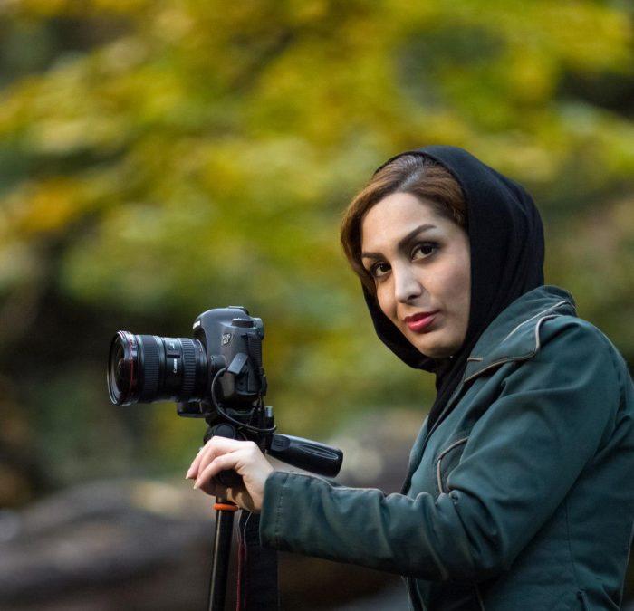 عکاس لاهیجانی تنها نماینده عکاسان گیلانی در جشنواره منطقه ای سینمای جوان
