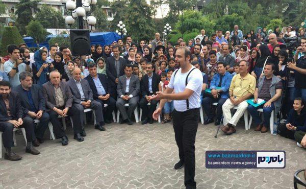 نخستین روز تئاتر شهروند 10 600x370 - 148 اثر تئاتر کشور به جشنواره شهروند لاهیجان رسید