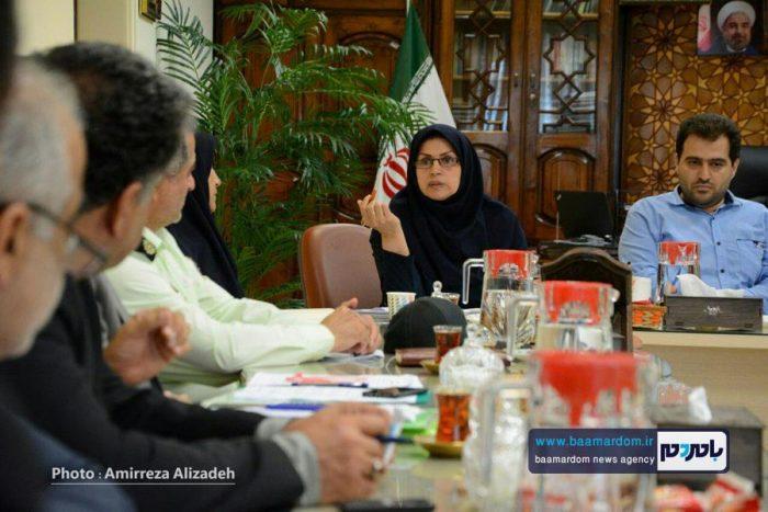 گزارش تصویری نشست کارگروه فرهنگی و اجتماعی شهرستان لاهیجان