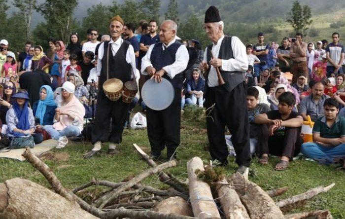 نوروزبل - سرنوشت نیک یک جشن کهن در گیلان، از تابو تا ثبت ملی