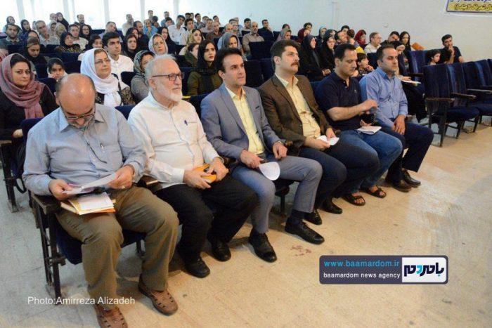 همایش انجمن اولیا مربیان باشگاه شعرباف لاهیگ برگزار شد + تصاویر