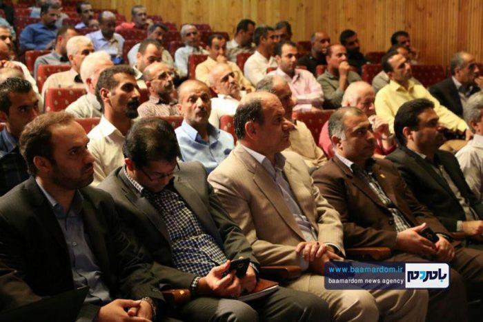 همایش ضرورتهای ایجاد تعاونی توسعهوعمران شهرستان آستانهاشرفیه برگزار شد + تصاویر