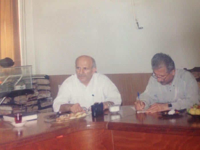 یادبود هوشنگ جهانگیری و فلاح شجاعی خبرنگاران فقید لاهیجان
