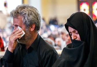واکنش پدر شهید حججی پس از شنیدن خبر بازگشت پیکر مطهر فرزندش