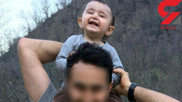پدر با اسپورتیج دختربچه اش را له کرد + عکس
