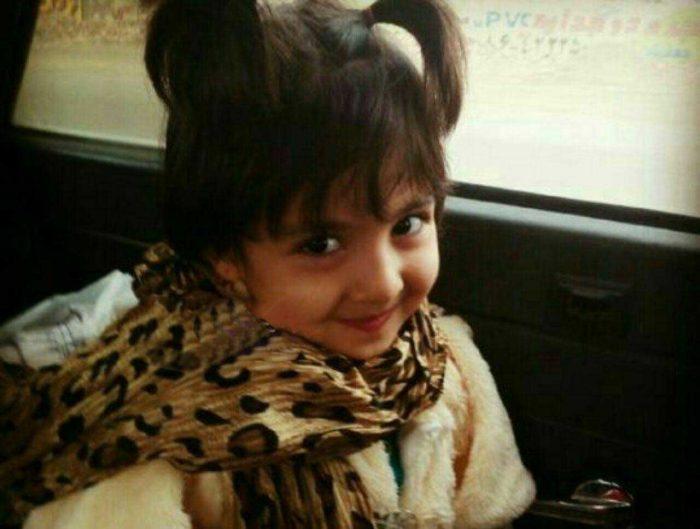 خاکسپاری پریا کوچولو در تهران | کودک آزار شیطان صفت آشنا بود + عکس