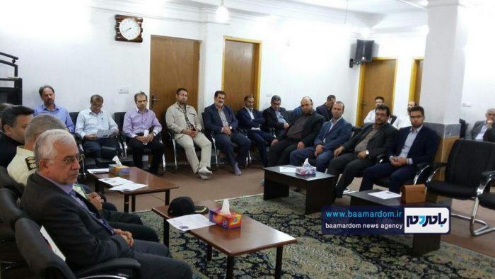 کلاس درس نهج البلاغه امام جمعه لنگرود برگزار شد + تصاویر