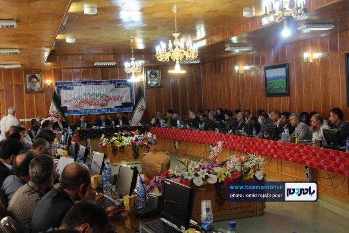 گزارش تصویری کمیته برنامه ریزی شهرستان رودسر