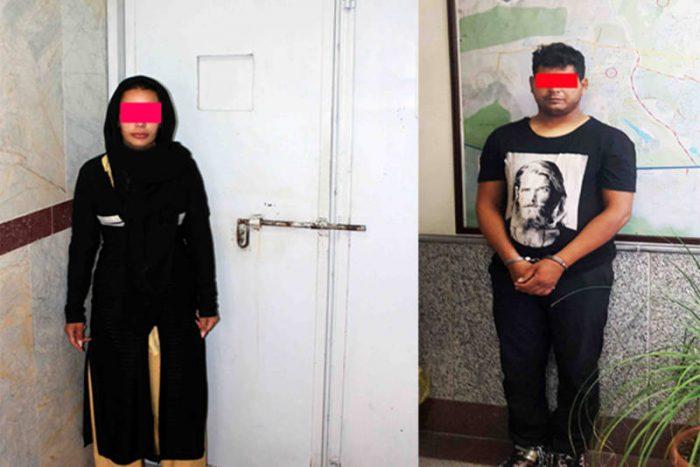 انهدام باند زورگیری از زنان درغرب پایتخت +عکس