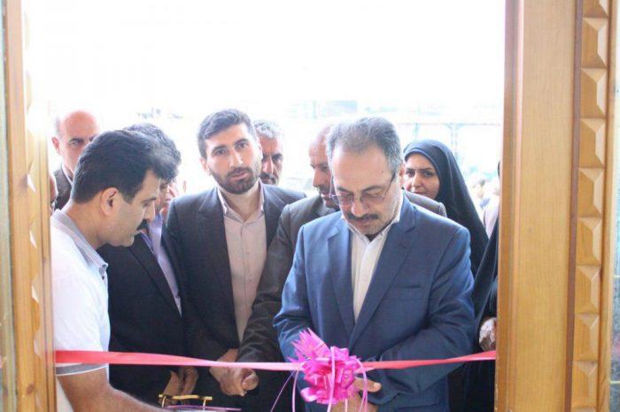 افتتاح ۵۲ پروژه عمرانی بخش مرکزی شهرستان رشت در هفته دولت + تصاویر