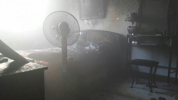 آتشسوزی در آپارتمان مسکونی در رشت با اقدام سریع آتشنشانان مهار شد