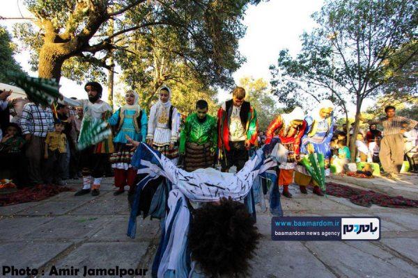نمایش آیینی گیلدخت در جشنواره بین المللی مریوان 2 600x400 - گزارش تصویری اجرای نمایش آیینی گیلدخت در جشنواره بین المللی مریوان