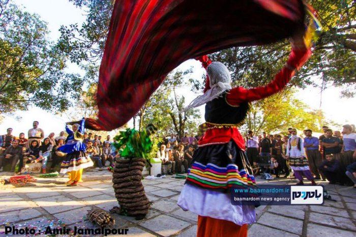 گزارش تصویری اجرای نمایش آیینی گیلدخت در جشنواره بین المللی مریوان