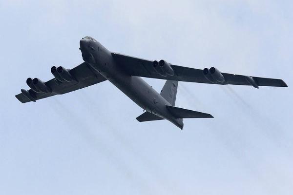 پرواز بمبافکنهای آمریکا بر فراز شبه جزیره کره   تنش بین آمریکا و کره شمالی بالا گرفت
