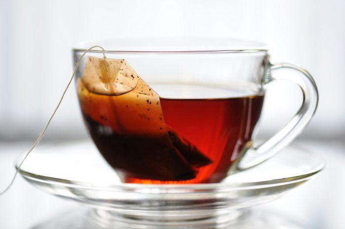 تفاله چای - ۶ خواص فوق العاده تفاله چای