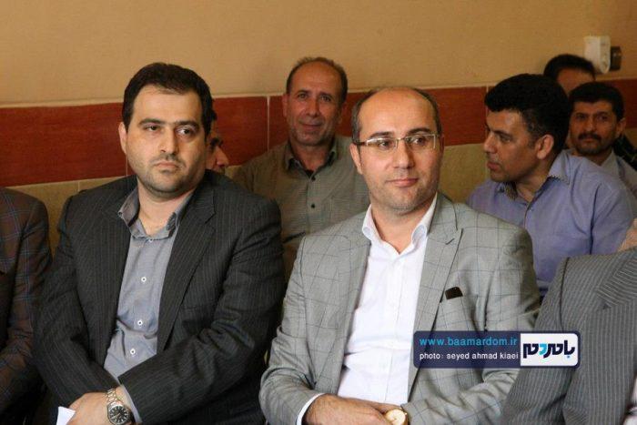 گزارش تصویری مراسم تودیع و معارفه بخشدار رودبنه لاهیجان