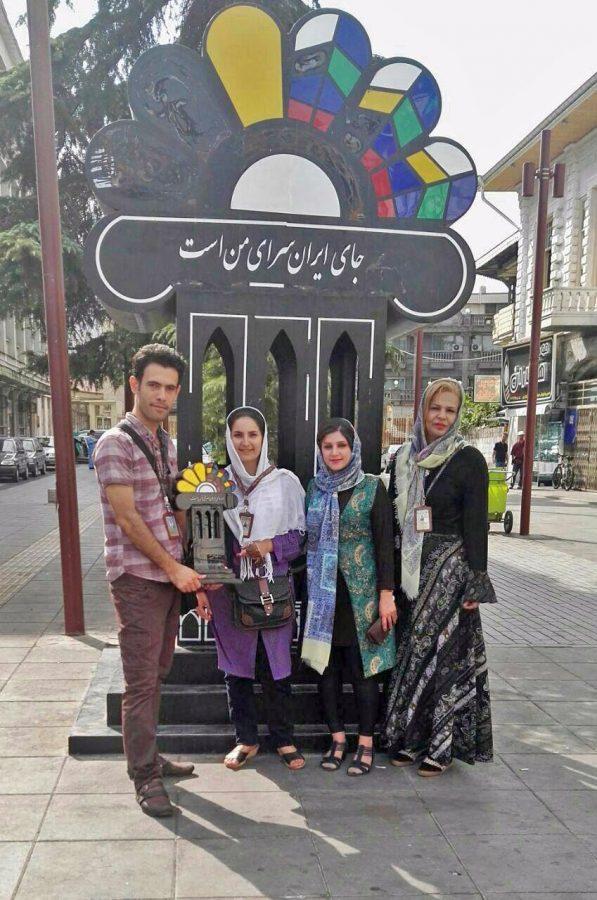 حضور راهنمایان گردشگری در نقاط دیدنی شهرستانهای استان گیلان + تصاویر
