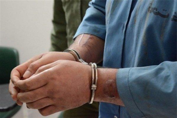 دستگیری قاتل در کمتر از یک ساعت در رشت